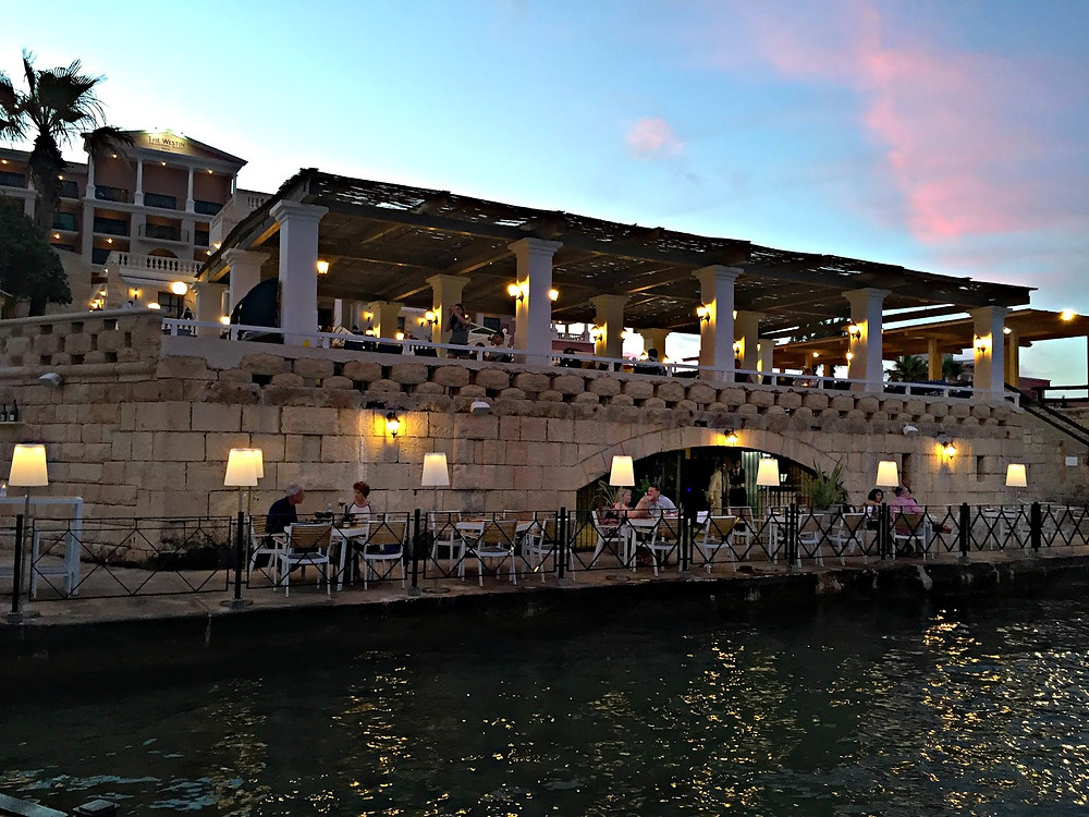 boat house malta