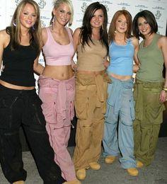 2000 fashion girls