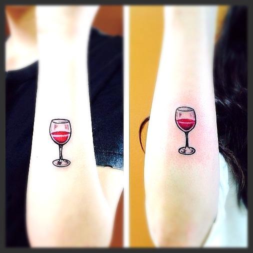 WINE AND DINE BITCH!