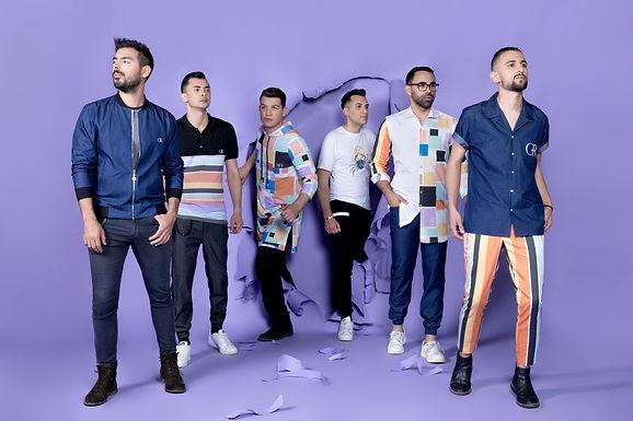Meet The Travellers Maltese Pop Band