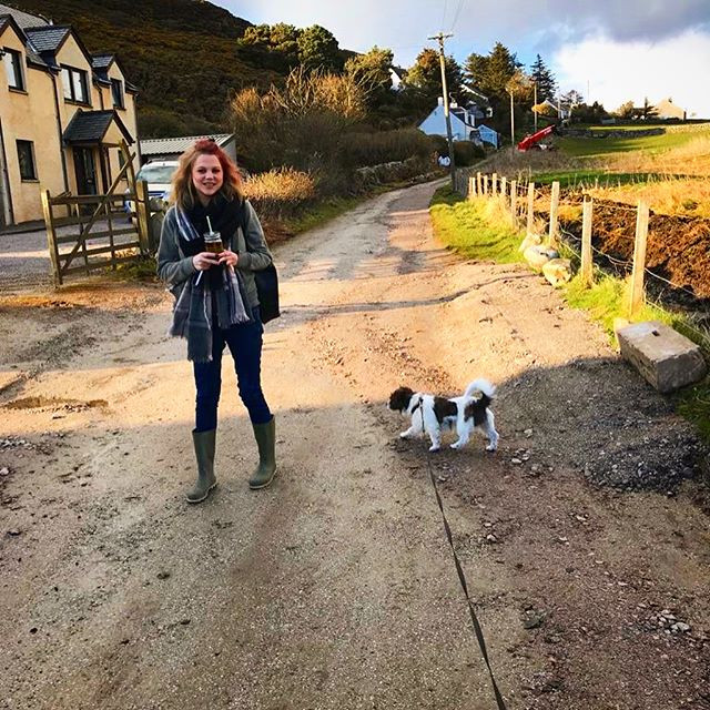 Travelling as a Dog Owner - Scottish Blogger