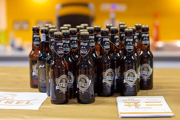 Kestrel Beer Shows Support For 'Podcasting 101'
