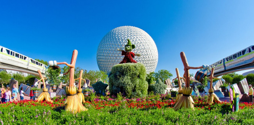 Epcot-Park-In-Florida-U.S.A-The-Most-Visited-Theme-Park-In-The-World-3