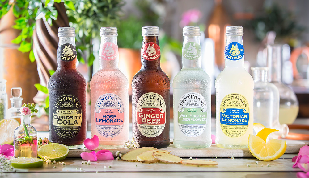 Rose Lemonade fentimans