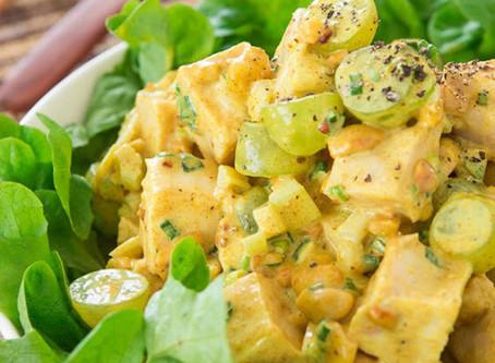 Weight Loss Recipe: Curried Chicken & Mango Salad