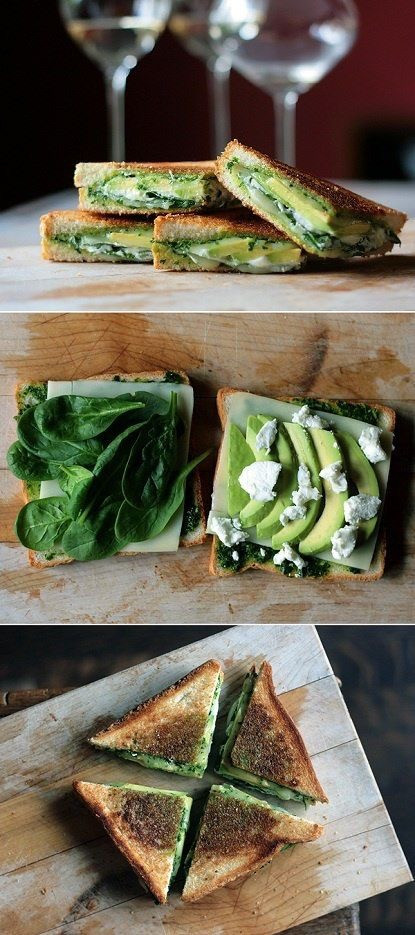 Super Sandwich Recipes