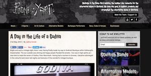Godiva Edinburgh