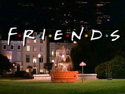 """Ill Be There For You"""