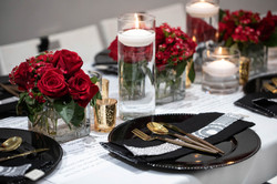 Sensual Eats tablescape