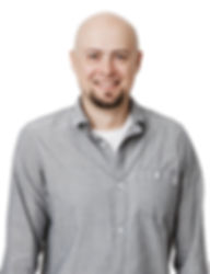 Smiling Bald Male