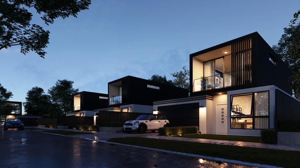 dBox House
