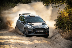 INTRODUCING THE ALL-NEW FIESTA RALLY3