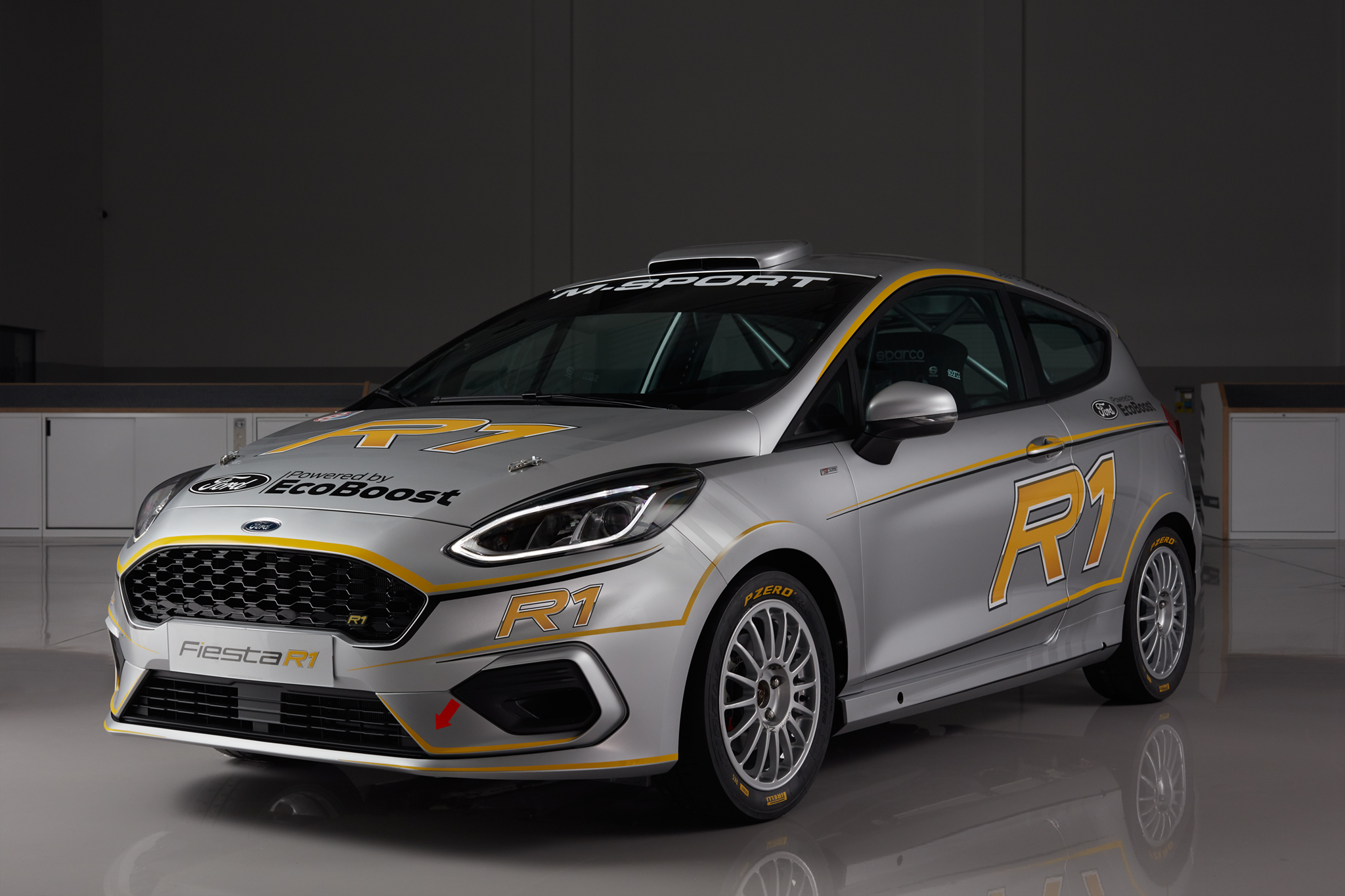 INTRODUCING THE ALL-NEW FORD FIESTA R1