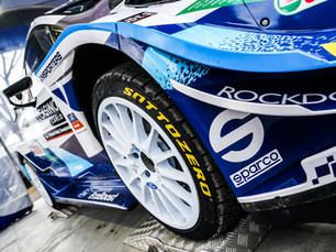 SPARCO AND M-SPORT CONTINUE SUCCESSFUL PARTNERSHIP