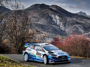 M-SPORT AND MICHELIN TO ATTEND RALLY LEGEND