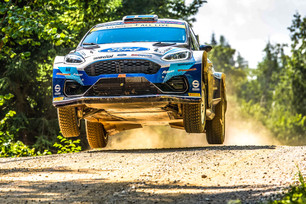 PROMISE UNFULFILLED FOR M-SPORT'S YOUNG DUO IN ESTONIA