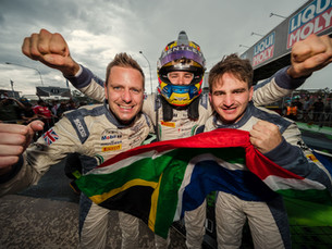 M-SPORT AND SPARCO JOIN FORCES FOR KYALAMI 9 HOURS