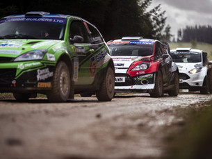 A SUCCESSFUL RETURN TO RALLY STAGES