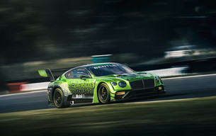 BENTLEY MOTORSPORT PROGRAMME TO BE BIGGEST YET