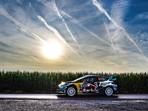 DIFFICULT FIRST DAY FOR M-SPORT WORLD RALLY TEAM IN YPRES