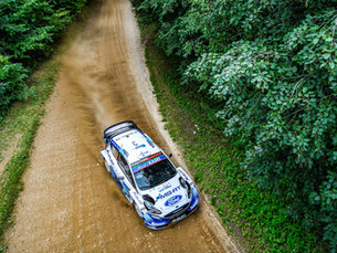 SIXTH FOR SUNINEN, SECOND FOR FOURMAUX