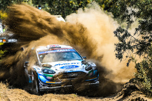 SPEED AND CONSISTENCY FROM M-SPORT IN AFRICA