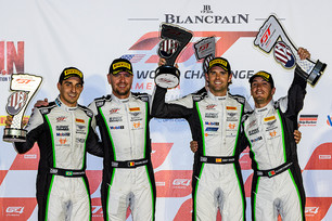BENTLEY CONTINENTAL WINS GT WORLD CHALLENGE AMERICA TEAM CHAMPIONSHIP