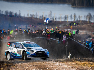 LAPPI TAKES FIFTH IN SWEDEN