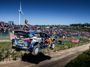 M-SPORT'S YOUNG GUNS COME OF AGE WITH IMPRESSIVE PORTUGAL PACE