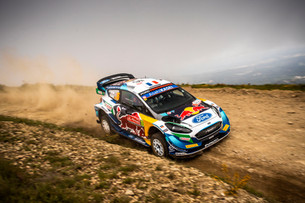 SAFARI OF DISCOVERY FOR M-SPORT'S YOUNG DUO