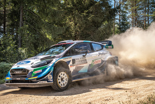 M-SPORT'S EMERGING FAB FOUR TO THE FORE IN ESTONIA