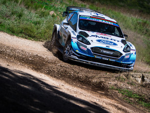 SUNINEN SECOND IN SARDINIA