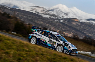 M-SPORT FORD END THE SEASON IN STYLE