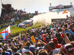 OGIER WINS IN PORTUGAL AFTER STRONG TEAM PERFORMANCE