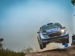 TÄNAK SETS THE STAGE FOR FINAL-DAY SHOWDOWN