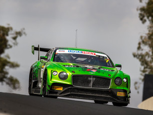 BENTLEY WINS BATHURST 12 HOUR