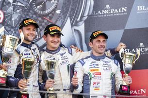 BENTLEY TEAM M-SPORT TAKE THIRD IN BARCELONA