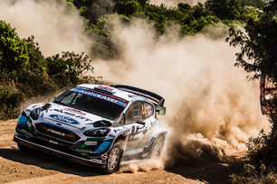 DRAMA FOR M-SPORT AS THE WORLD RALLY CHAMPIONSHIP BEGINS ITS SARDINIAN ADVENTURE