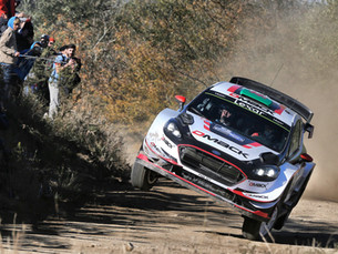 EVANS LEADS THE WAY AS FIESTA DOMINATES IN ARGENTINA