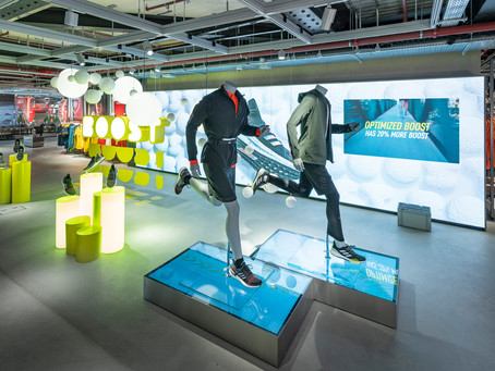 THE FUTURE OF DIGITAL IN-STORE EXPERIENCE