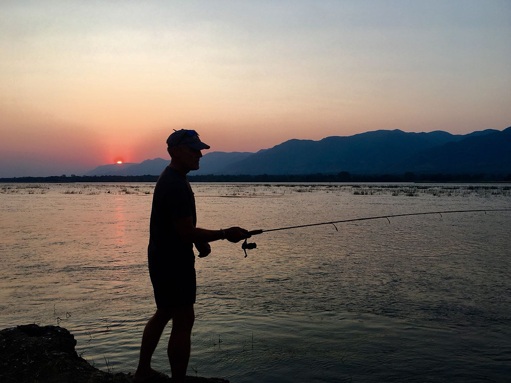 larry norton fishing