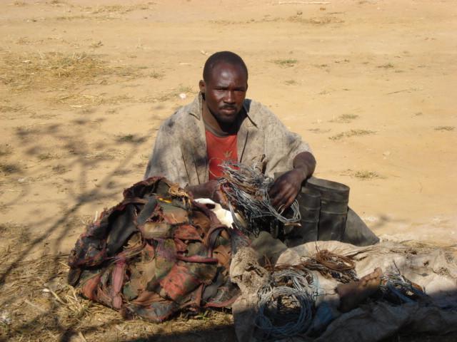 zambian poacher