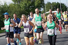 Hayle Runners packing well