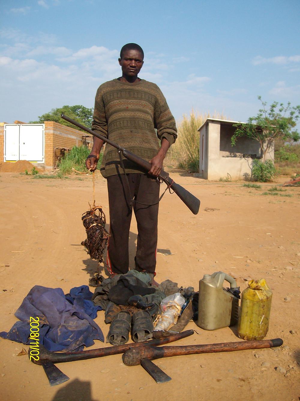 ivory poacher