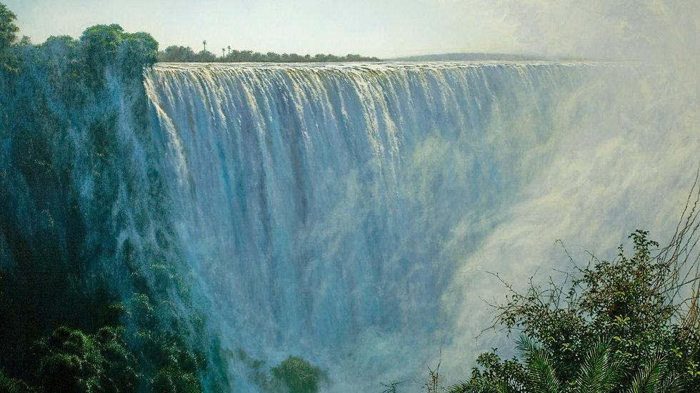 Victoria Falls print