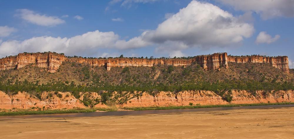 Chilojo Cliffs Gonarezhou