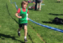 Hayle Runners Juniors compete in local races