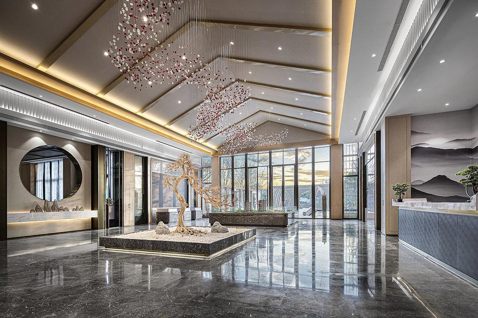 Galaxy Real Estate Yuncheng Jinfu No.9 Sales Office