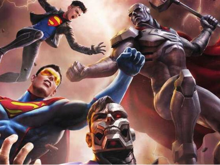 Review: Reign Of The Supermen