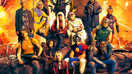 The Suicide Squad - Review